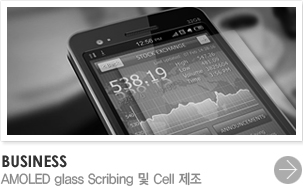 BUSINESS - AMOLED glass Scribing 및 Cell 제조